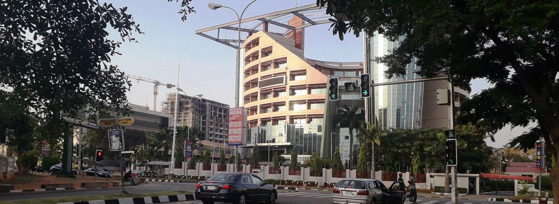 Nigerian Communications_Commission headquarters building
