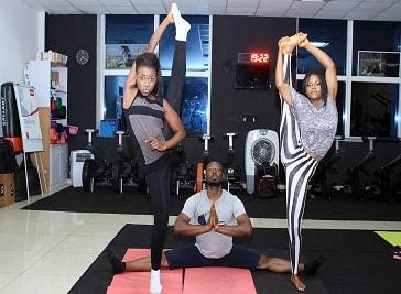 Bodyrox fitness Studio (Savage House) in Abuja