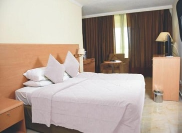 Nicon Luxury Hotel Abuja in Abuja